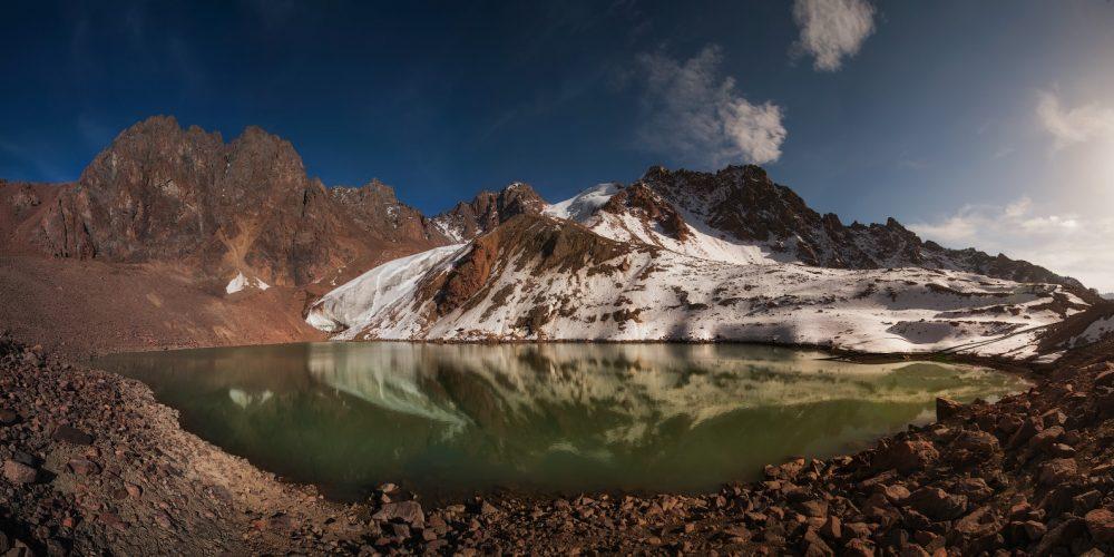 Озеро №6, Маншук Маметовой