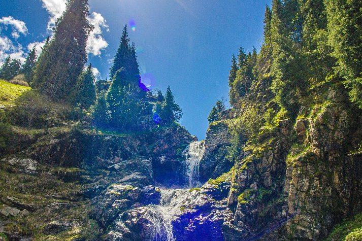 водопад Горельник