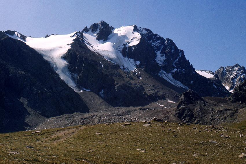 Чимбулак - Талгарский перевал