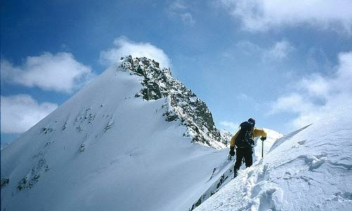 Как тренироваться для походов горы.