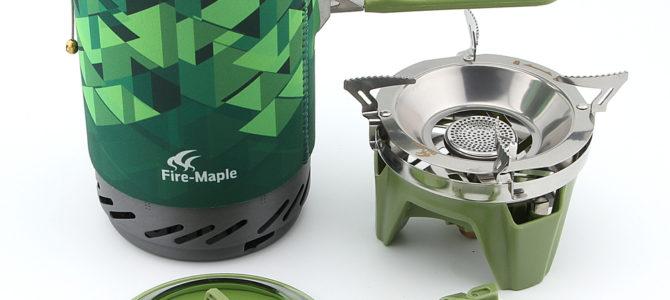 Газовая горелка Fire Maple FMS-X2