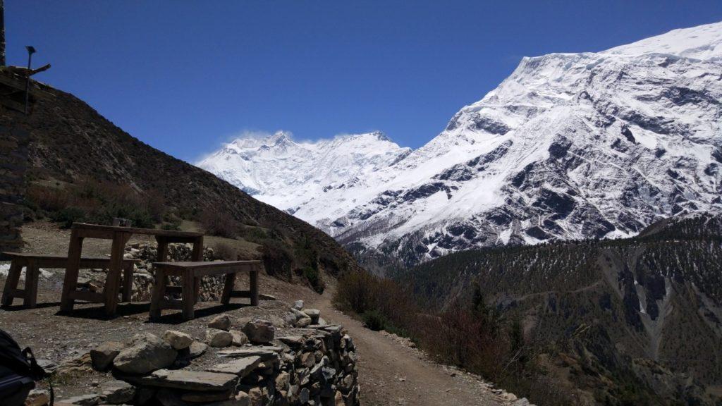 Отчёт о походе вокруг горного массива Аннапурна в Непале. Весна 2017 года.