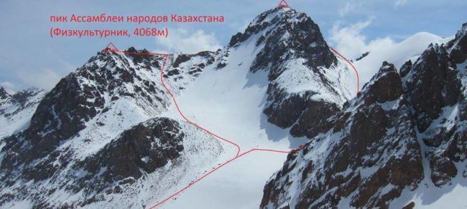 Альпиниада 2018 на пик Нурсултан, 8 июля