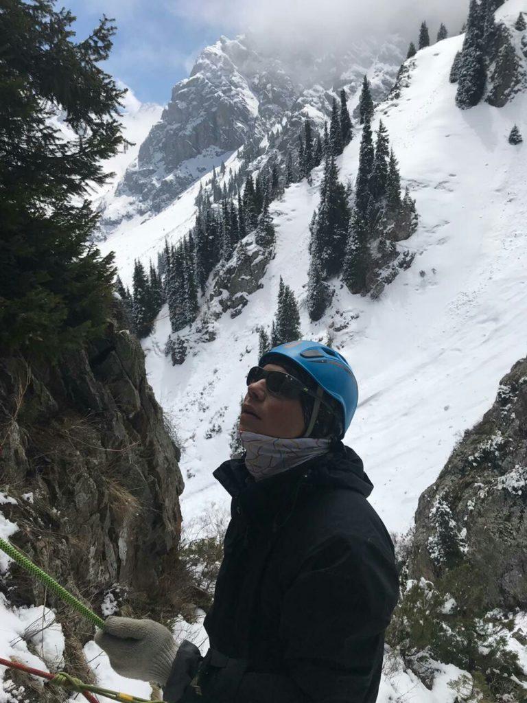 Альплагерь Туюк-Су, весна 2019